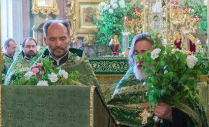 День Святой Троицы. 26/27.05.18