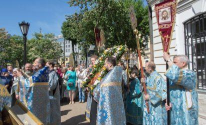 3 июня — День Владимирской иконы Божией Матери