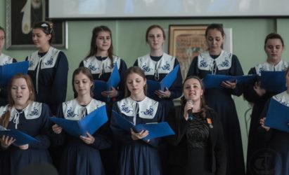 Учебный год в Санкт-Петербургской Духовной Академии завершился Божественной литургией и Выпускным актом