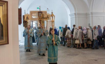 6 июля. Празднование в честь Владимирской иконы Божией Матери