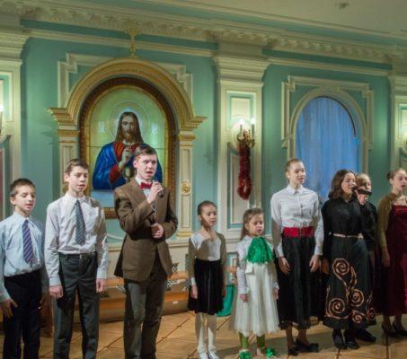 Проводится новый набор в Воскресную школу