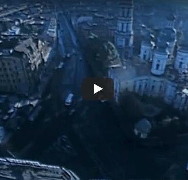 «Площадь»: фильм о восстановлении Владимирского собора