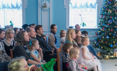 27 сентября состоится первое организационное собрание Воскресной школы
