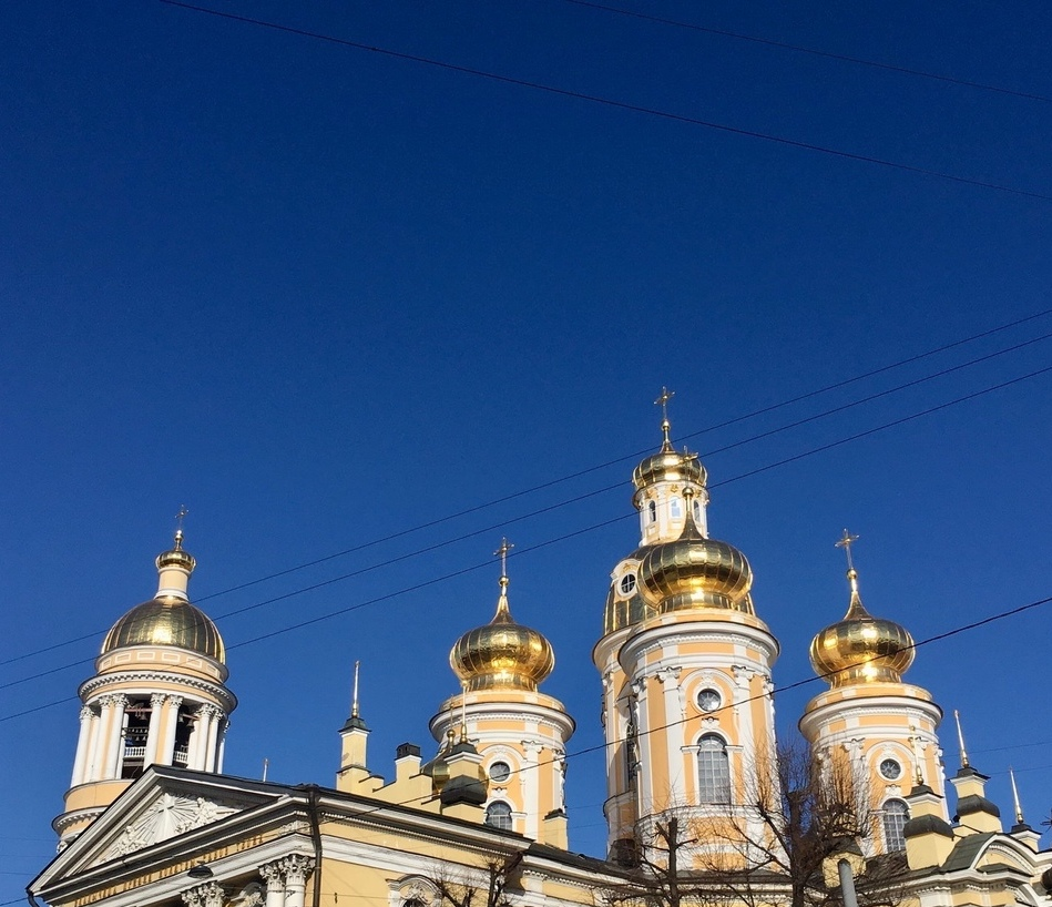 Собор Владимирской иконы Божией Матери