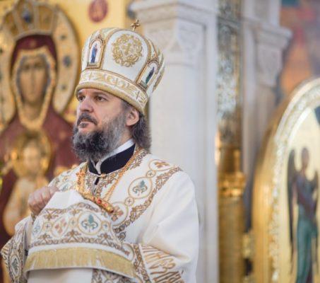 Поздравление архиепископу Верейскому Амвросию с 50-летним юбилеем со дня рождения