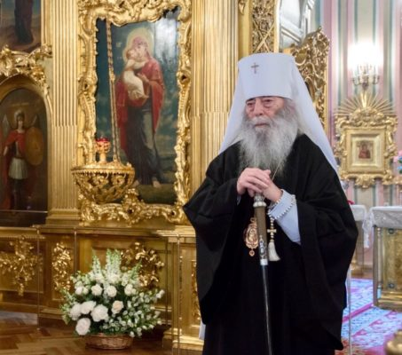 30 декабря исполняется 58 лет архиерейской хиротонии митрополита Владимира (Котлярова)