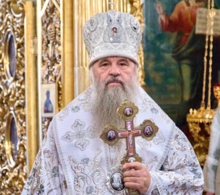8 февраля исполняется 30 лет архиерейского служения митрополита Санкт-Петербургского и Ладожского Варсонофия