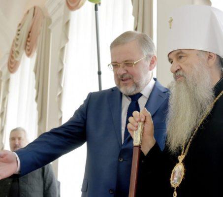 16 апреля день рождения отмечает Председатель Приходского совета Раевский И.С.