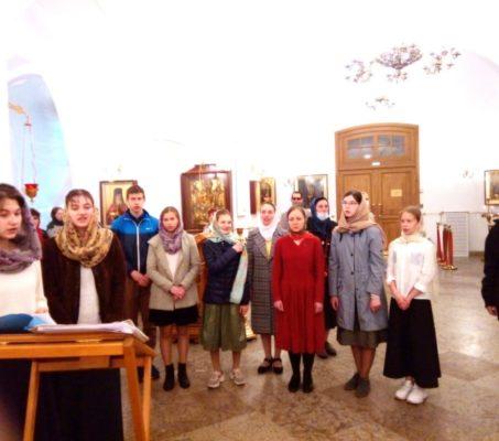 Выступления детско-юношеского хора им. преподобного Иоанна Дамаскина 22 и 23 мая